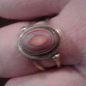 Old vintage Egg Ring